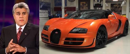 5 Famous Celebrity Car Collectors