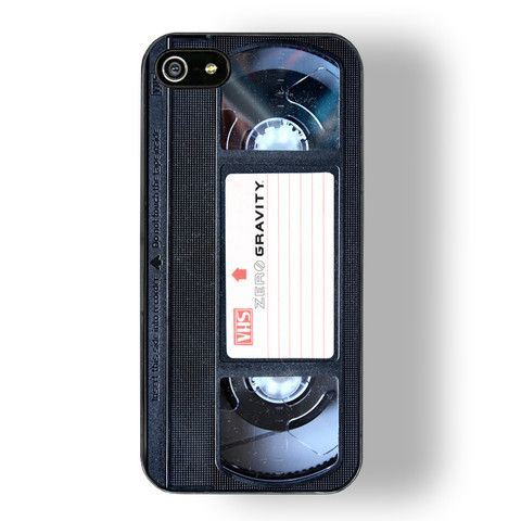 vhs iphone case!