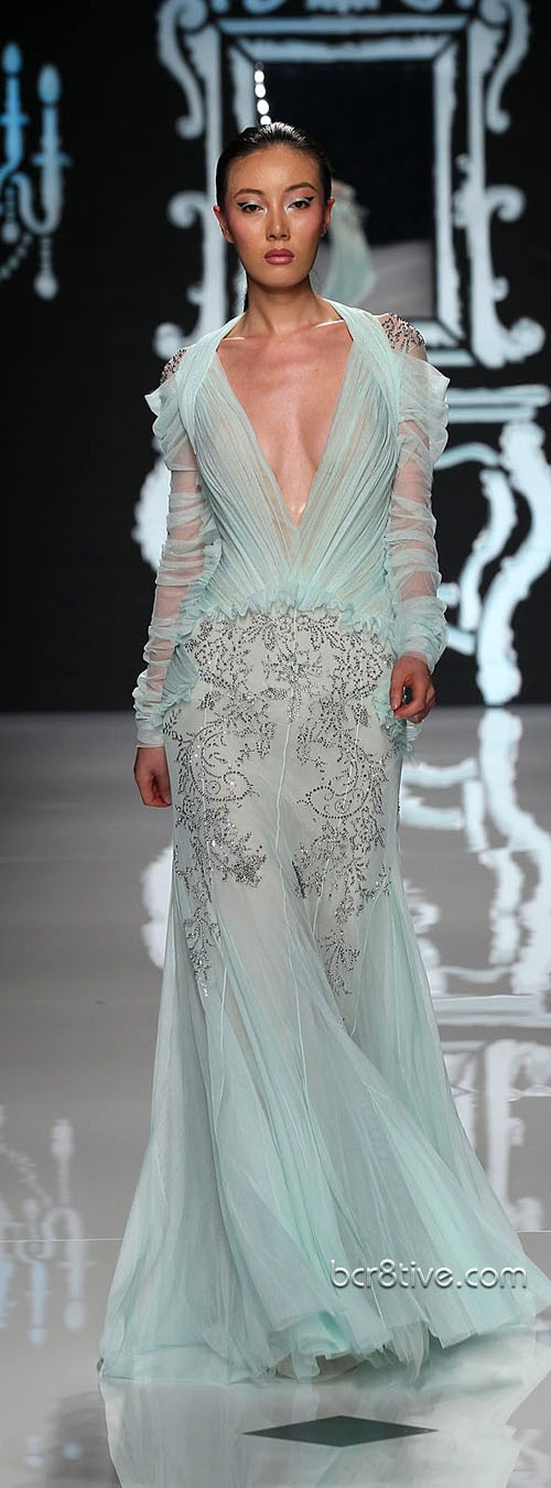 Abed Mahfouz Couture - Spring-Summer 2012-2013 Collection www.abedmahfouz.com