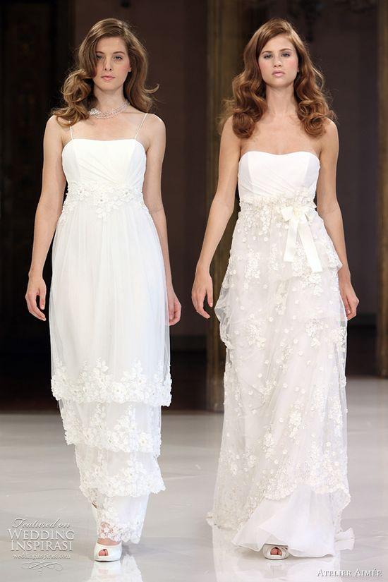 atelier aimee wedding dresses 2012