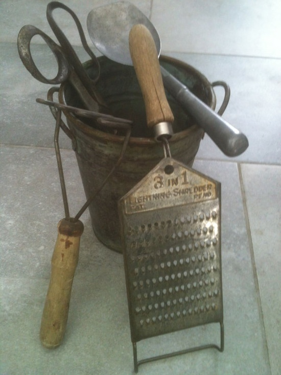 Vintage Kitchen Tools and Utensils in by CKKFindsAndDesignsPA, $22.00
