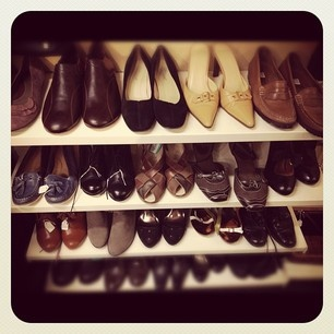 #fashion #shoes #vintage