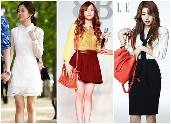 2013 Korean fall fashion