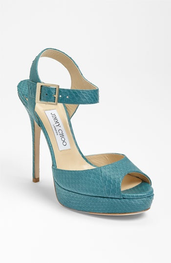 Jimmy Choo 'Linda' Sandal #Nordstrom