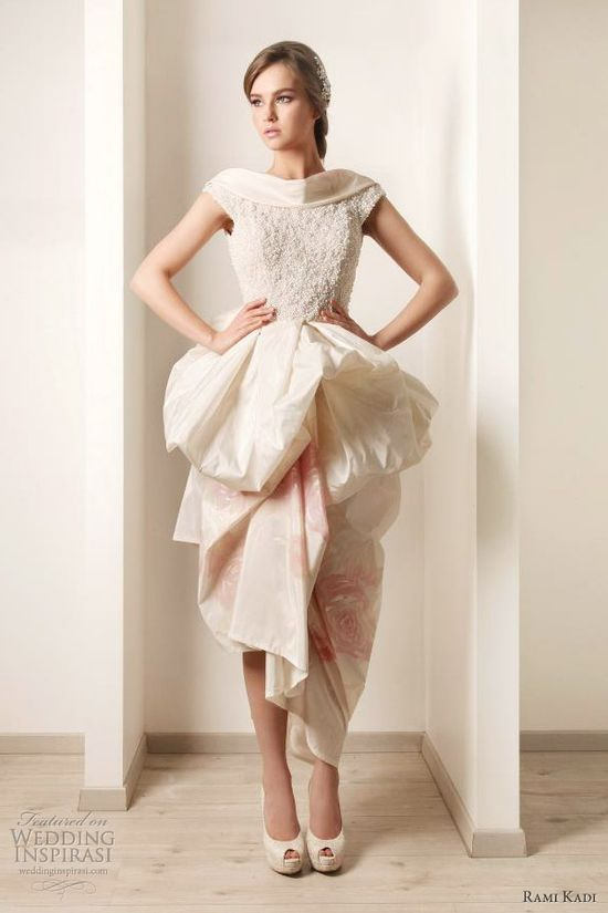 Rami Kadi Wedding Dresses 2012 Bridal Collection