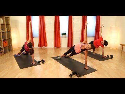 10-Minute Cardio and Core Workout to Get You Bikini-Ready
