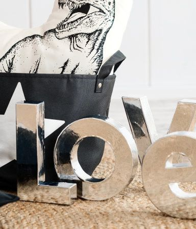 Decorative Letters - from H