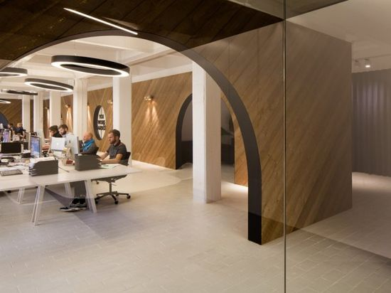 Office by Pinkeye Crossover Design Studio