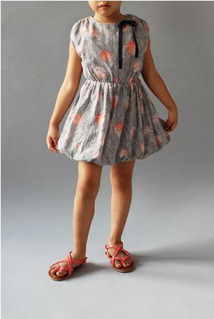 Wunway girls' dress with pouf skirt