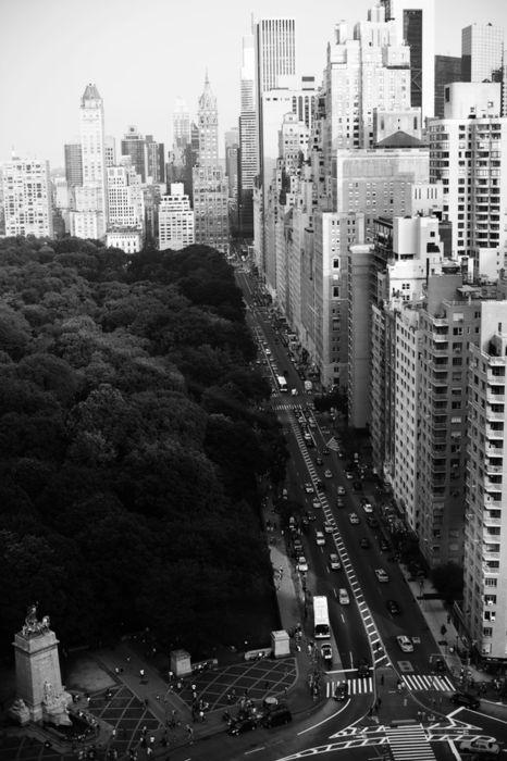 Central Park in NYC, NY