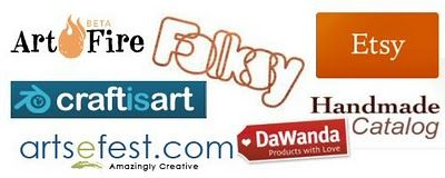 Buying and Selling Handmade Crafts Online