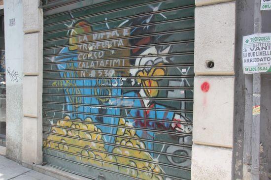 Palermo  : Zio Paper