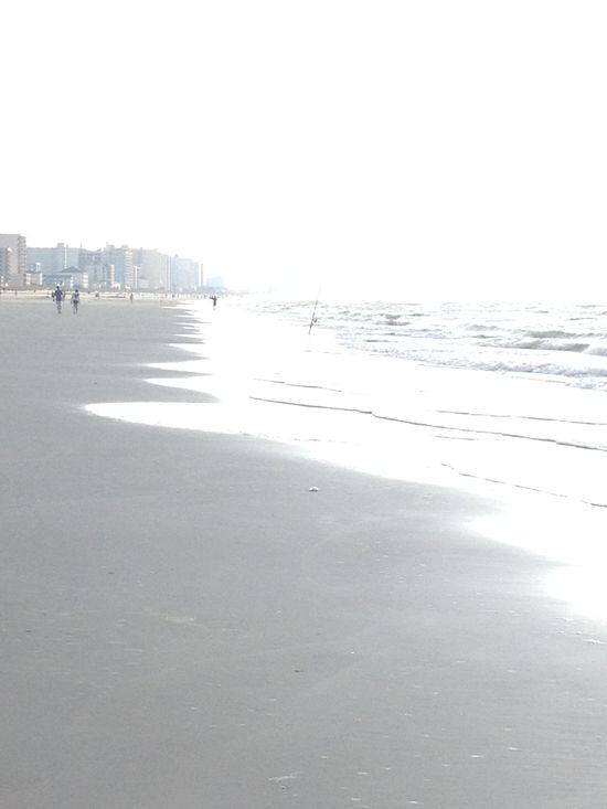 Beautiful beach morning!!!
