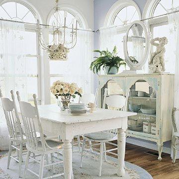 Home Decor Shabby Chic - Shabby Chic Home Decor - Perfection!