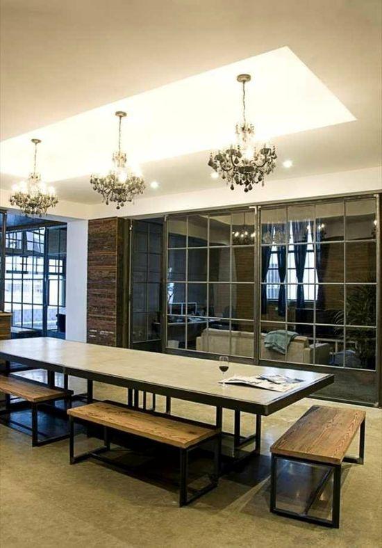 Office design (not a home office)