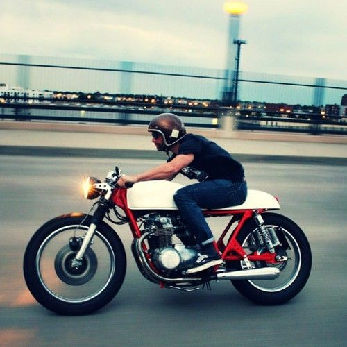 Cafe Racer Evening