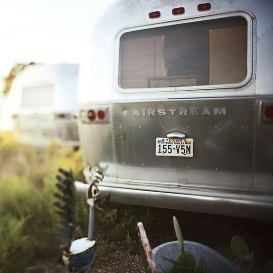 Id love to get an airstream and travel forever