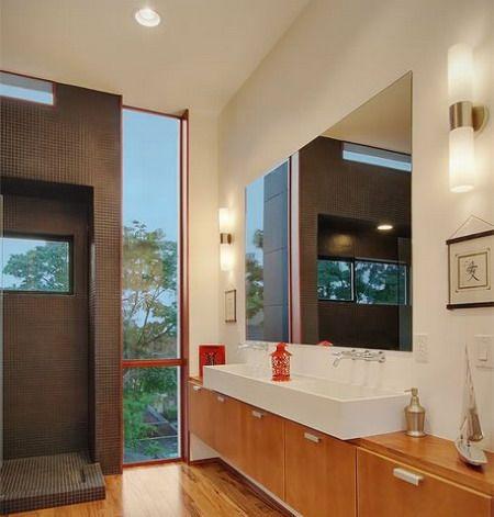 bathroom interior lighting fixtures design