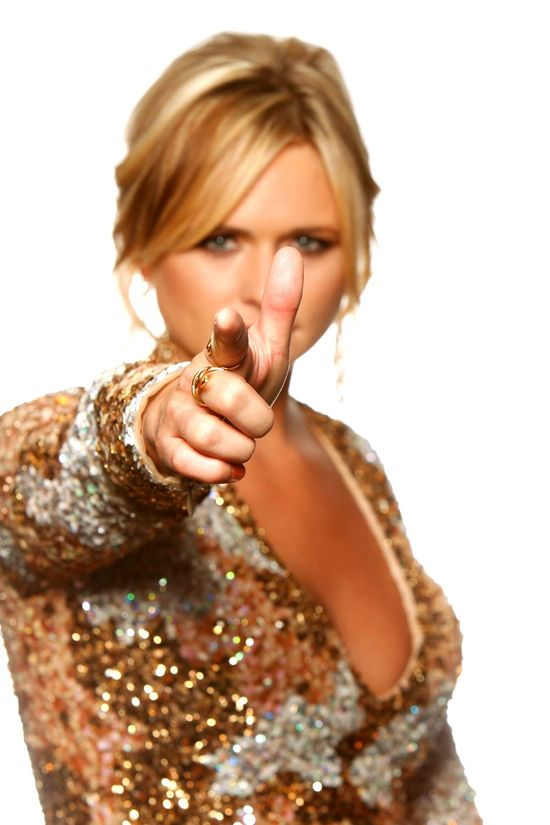 Miranda Lambert has you in her sights!