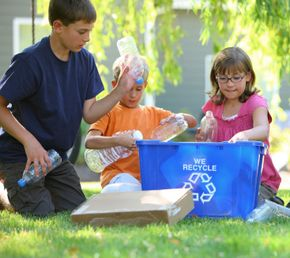 Students can learn about protecting the environment through these recycling lesson plans.
