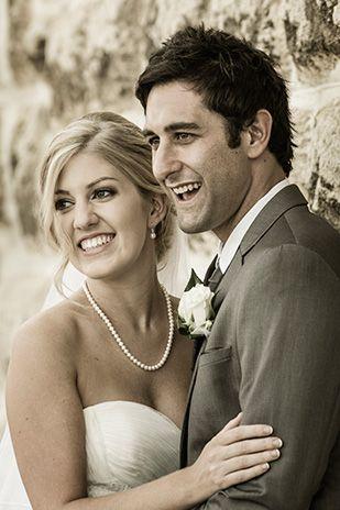 A modern romantic wedding in Kings Park, WA: Lauren & Chris