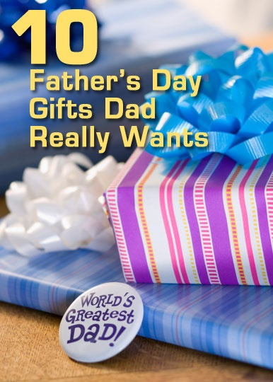10 Great Father's Day Gifts