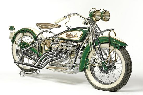 Indian 4 motorcycle