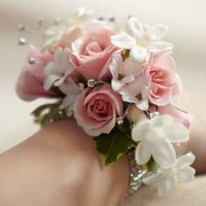 Handmade Flower Jewelery For Wedding