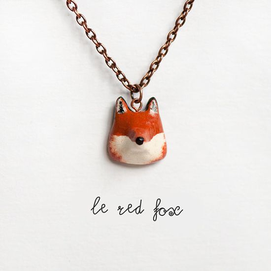 le animalé tiny animal totem sculptures & jewelry.  cute stuff.