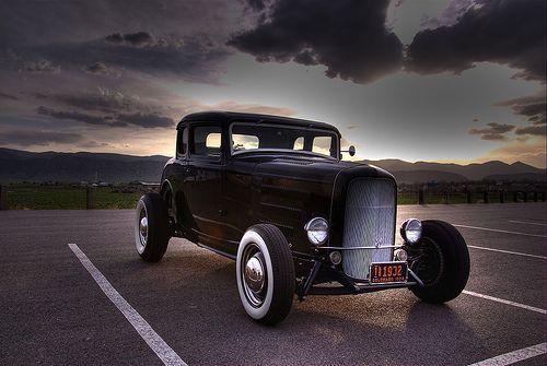 classic car..