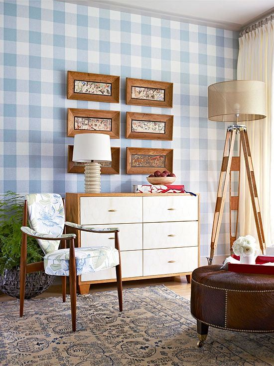 Two Tone White + Wood Dressers