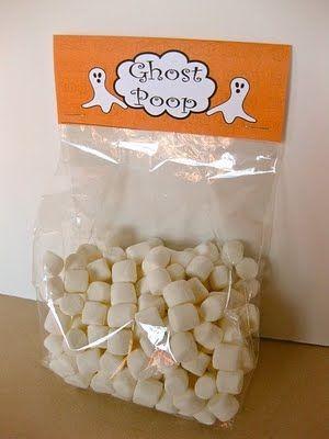 Ghost poop halloween party favors ghost halloween pictures happy halloween halloween images halloween party favors halloween party ideas