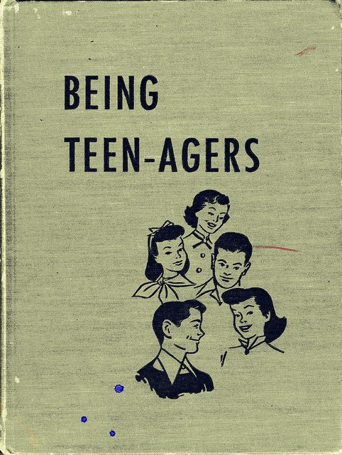 teen-agers by Dr. Monster via Flickr