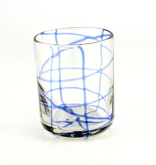 blue lines transparent