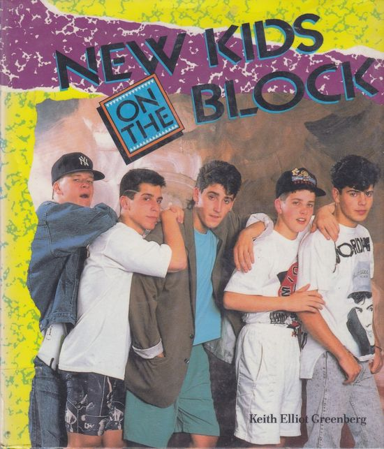 OMG New Kids on the Block!