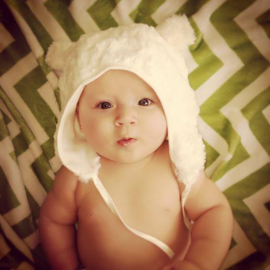 Cute baby bear!
