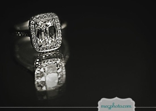 #Engagement ring #wedding ring