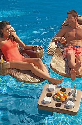 amacas para piscina