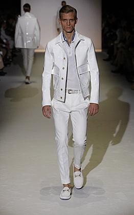 Gucci - 2013 men's fashion show