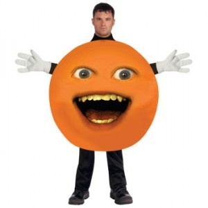 Annoying Orange Costume