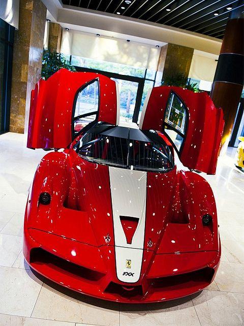 Ferrari FXX  #divine #luxury #car
