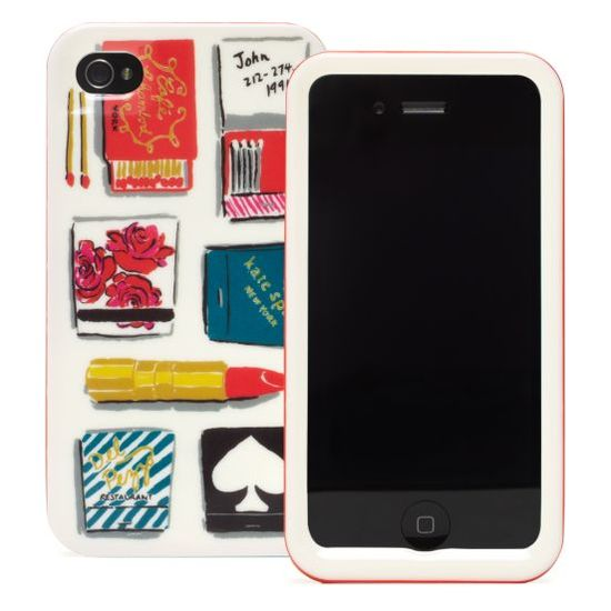 Kate Spade iPhone case...another one of the many reasons I need to get an iPhone!!
