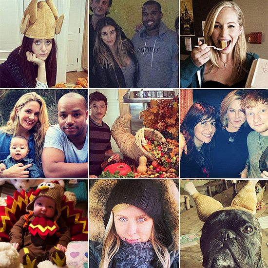 Celebrate Thanksgiving With Your Favorite Celebrities!
