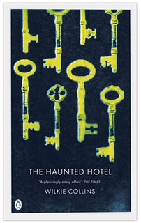 The Haunted Hotel book cover by Coralie Bickford-Smith