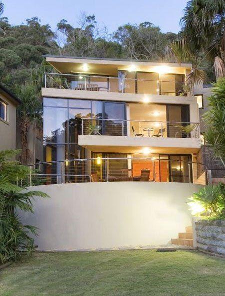 Modern House Design - auf sowas steht Jens