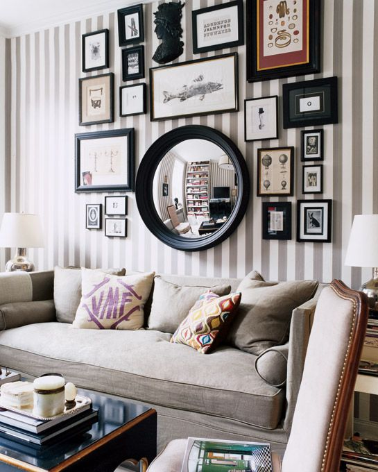 Heartfire At Home - Creating Interiors With Soul: How To Decorate A Very Small Apartment - From The Domino Archives!