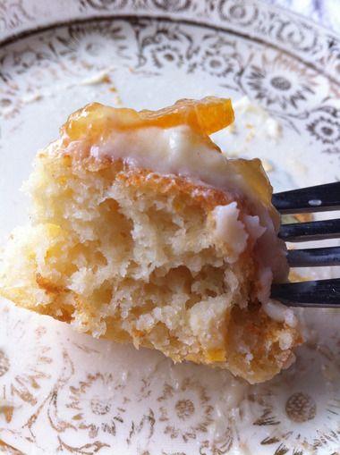 meyer lemon cake - gluten free