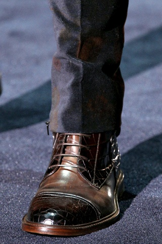 Gucci Fall 2012 Menswear