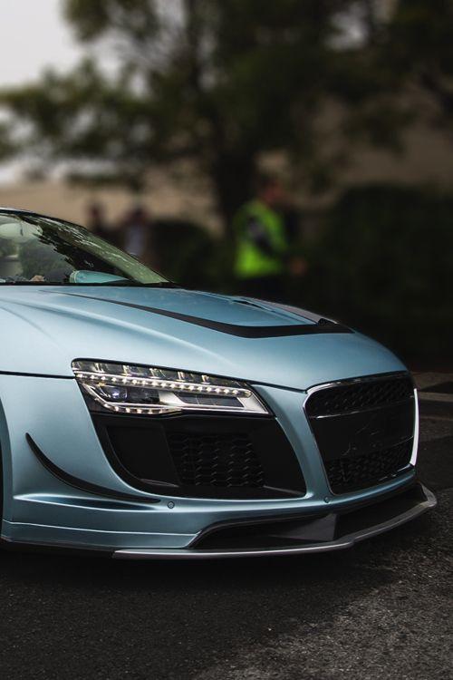 ? Sensual Audi R8 GT -  #supercar driving experience!