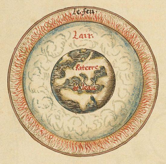 Le sphere de monde by Oronce Fine, 1549 b by peacay, via Flickr